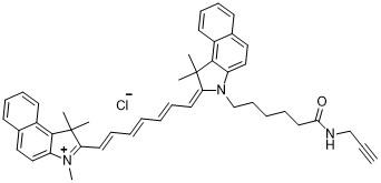 Cy7.5 alkyne