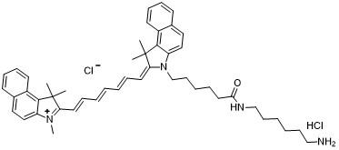 Cy7.5 amine