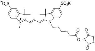 Sulfo-Cy3-NHS