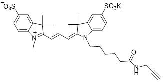 Sulfo-Cy3-alkyne