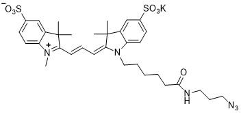 Sulfo-Cy3-azide