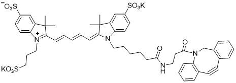 Sulfo-Cy5-DBCO