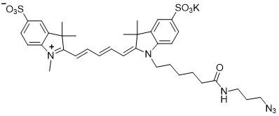 Sulfo-Cy5-azide