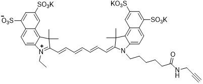 Sulfo-Cy7.5-alkyne