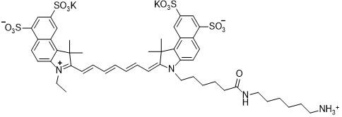 Sulfo-Cy7.5-amine