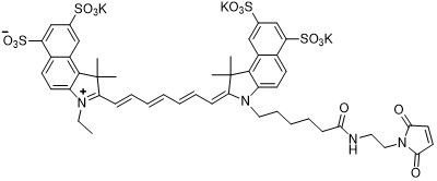 Sulfo-Cy7.5 maleimide