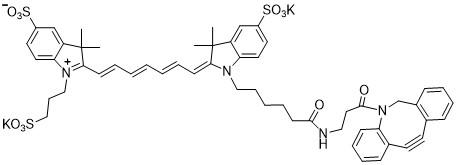 Sulfo-Cy7-DBCO