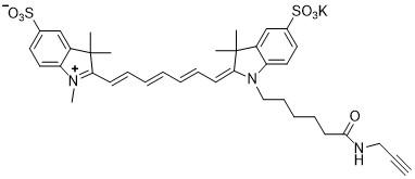 Sulfo-Cy7-alkyne