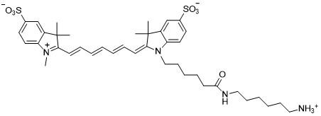Sulfo-Cy7-amine