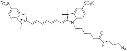 Sulfo-Cy7-azide