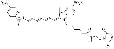 Sulfo-Cy7-maleimide
